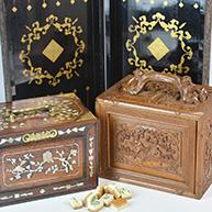 Backgammon & Mahjong
